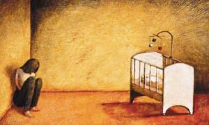 La depressione della madre influenza direttamente sia la qualità dell'interazione con il bambino, sia il livello di funzionamento globale familiare