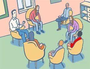 Il gruppo rappresenta il luogo in cui le proprie esperienze assumono un significato nuovo