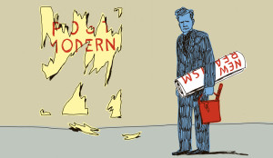Epoca postmoderna